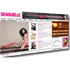 Logo of Sensuelle website